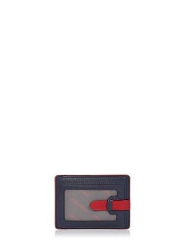 Cengiz Pakel %100 Deri  Kartlık Lacivert